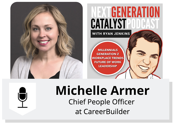 Employment and Hiring Trends Impacting the Future of Work with Michelle Armer
