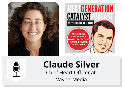Getting to the Heart of Employee Development with Claude Silver