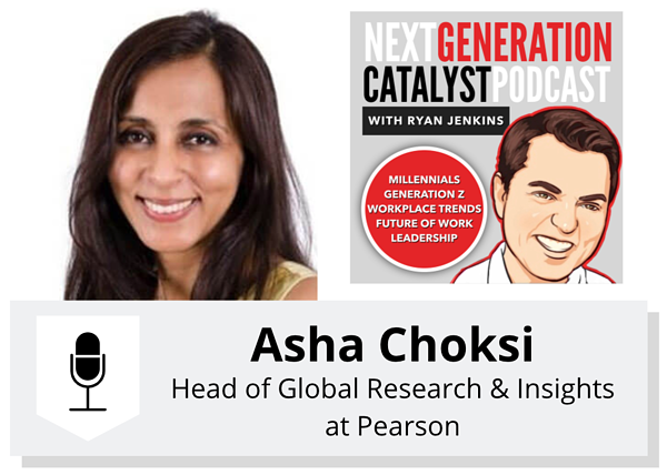Global Trends Impacting the Future of Learning and Work with Asha Choksi