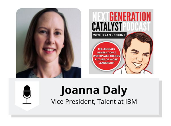 How Artificial Intelligence Can Help Attract and Retain Talent with Joanna Daly
