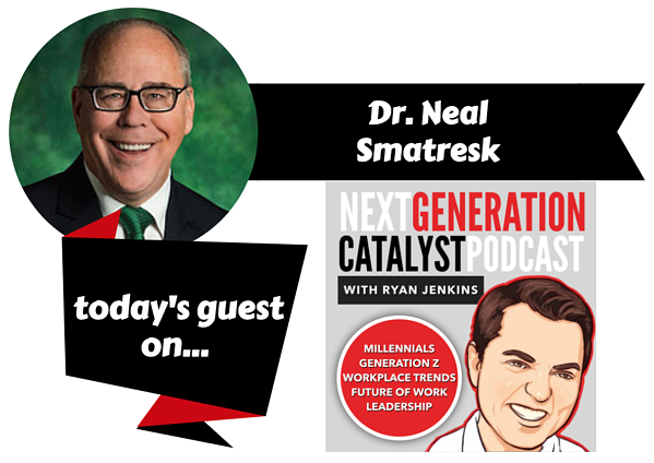 How Generation Z Learns and the Future of Universities with Dr. Neal Smatresk