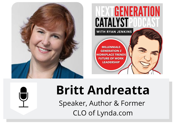 How Organizations Can Deliver the 3 Things All Humans Want with Britt Andreatta