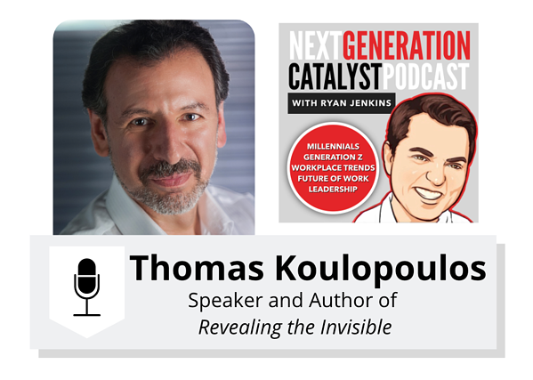 How Our Hidden Behaviors Are Becoming the Most Valuable Commodity with Thomas Koulopoulos