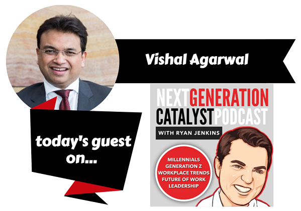 How to Create Better Harmony Between Work and Life with Vishal Agarwal
