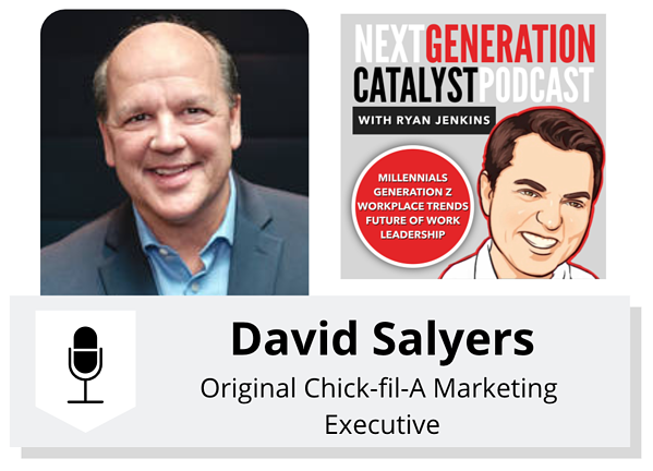 How to Create Remarkable Culture that Attracts and Retains Gen Z with David Salyers