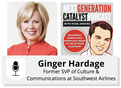 How to Create Unstoppable Company Culture with Ginger Hardage-2