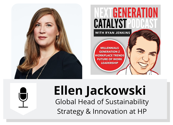 How to Engage Generation Z Through Company Sustainability with Ellen Jackowski