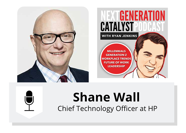 How to Lead and Work in the Future with Shane Wall