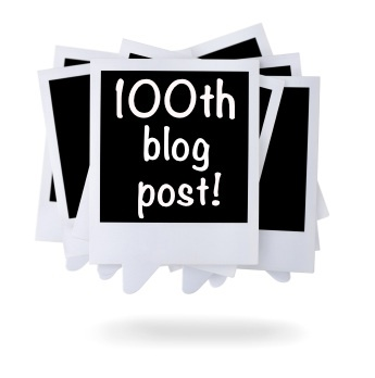 100th Blog Post Giveaway