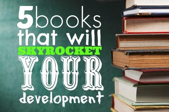 5 Books That Will Skyrocket Your Development