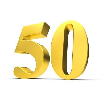 50th Blog Post