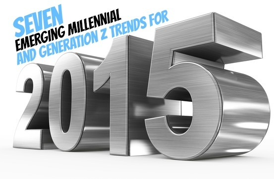 7 Emerging Millennial And Generation Z Trends For 2015
