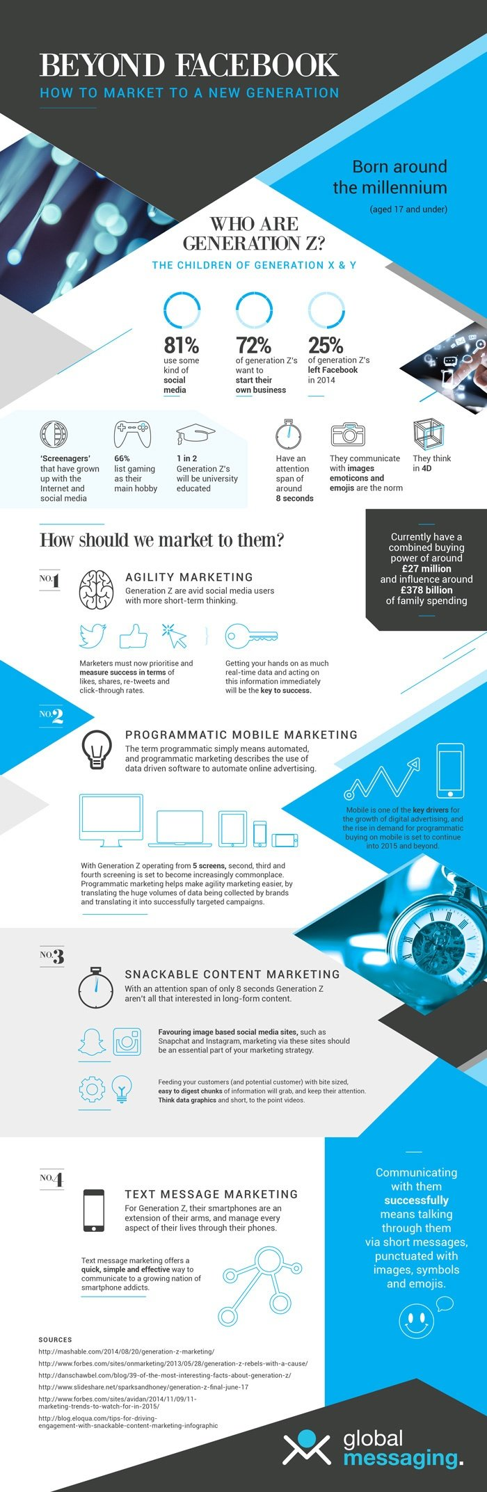 Beyond Facebook Infographic