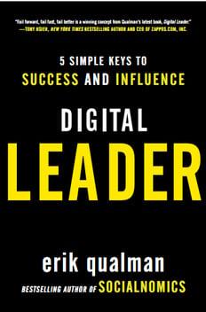 Digital Leader Book by Erik Qualman