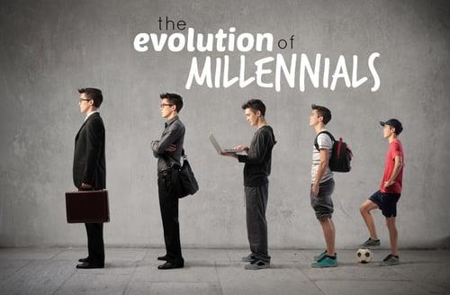 Evolution of Millennials