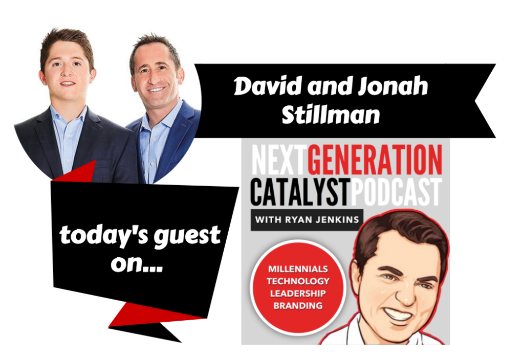 How Generation Z Will Transform the Workplace with David and Jonah Stillman [Podcast]