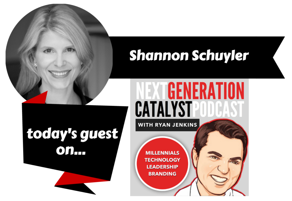 How to Use Purpose to Attract and Retain Millennial Talent with Shannon Schuyler