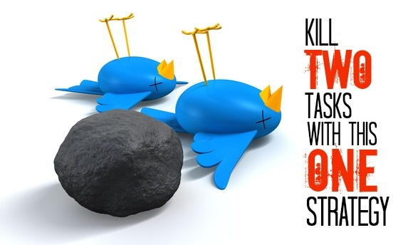 Killing 2 Tasks With 1 Strategy
