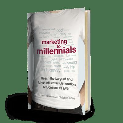 Marketing To Millennials Book