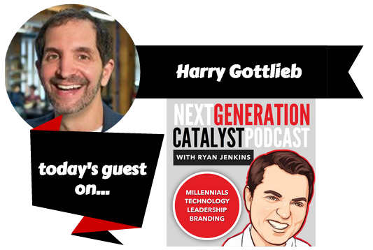 Next Generation Catalyst Podcast with Harry Gottlieb