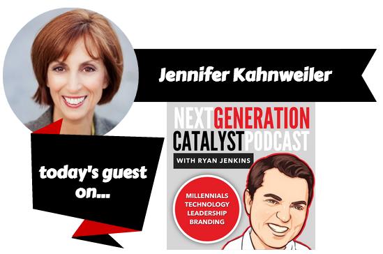 Next Generation Catalyst Podcast with Jennifer Kahnweiler