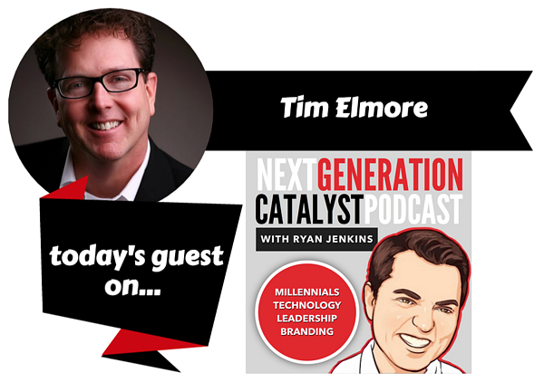 NGC027 -A Definitive Guide To Developing Millennial Employees With Tim Elmore - Podcast