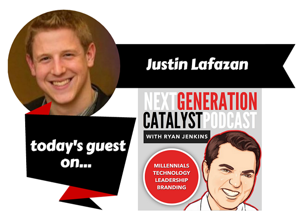 NGC #029: Brands That Are Marketing To Millennials Well And Creating Messages That Captivate With Justin Lafazan [Podcast]