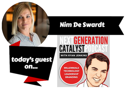 How to Develop Millennial Leaders and Expand Your Millennial Consumer Insights with Nim De Swardt