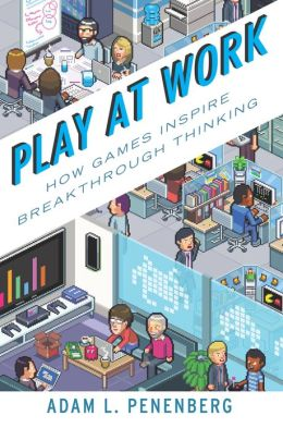 Play At Work book