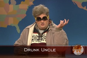 SNL's Drunk Uncle