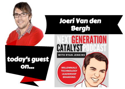 Joeri Van den Bergh on the Next Generation Catalyst Podcast