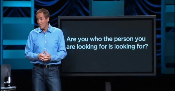 Andy Stanley's Shareable Example