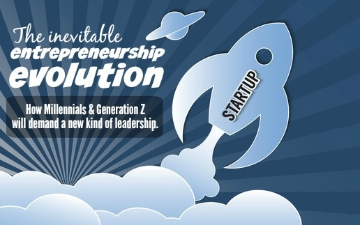 The Inevitable Entrepreneurship Evolution, How Millennials and Generation Z Will Demand A New Kind Of Leadership