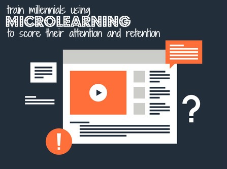 Train Millennials Using Microlearning to Score Their Attention and Retention