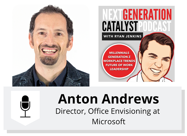 NGC 090 - Envisioning the Future of Work and Life with Anton Andrews