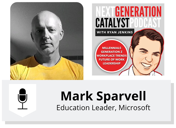The Future Skills Students Will Need to Be Life-Ready with Mark Sparvell