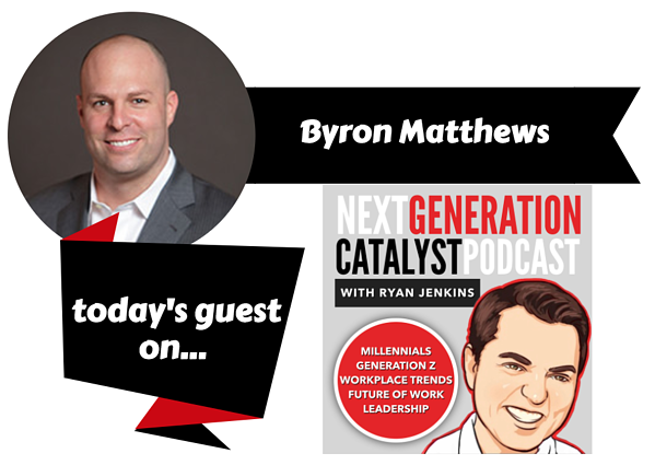 The New Skills and Strategy Required to Sell to Millennial B2B Buyers with Byron Matthews