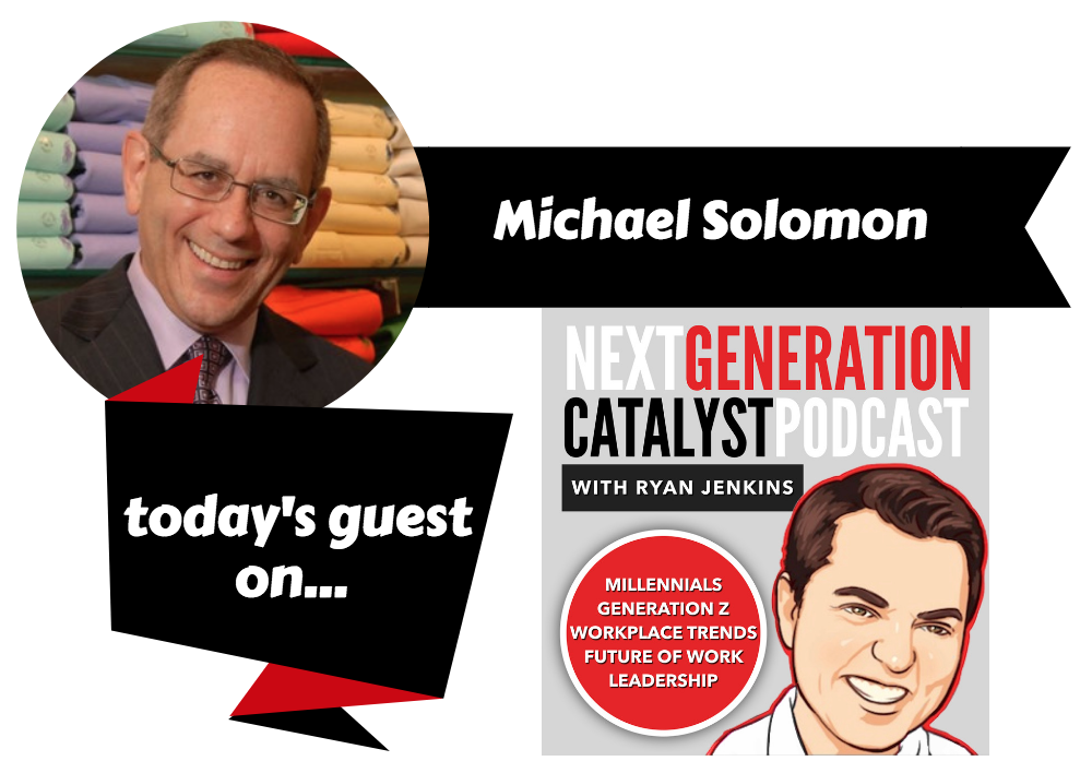 Understanding the Consumer Behavior of Millennials and Generation Z with Michael Solomon