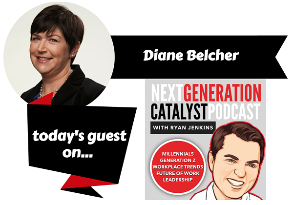 Why Learning and Development Is Failing Millennials and Generation Z with Diane Belcher